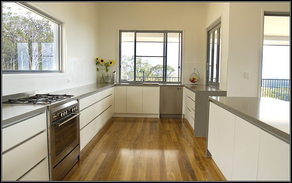 elegant kitchen renovation on Brisbane's Northside