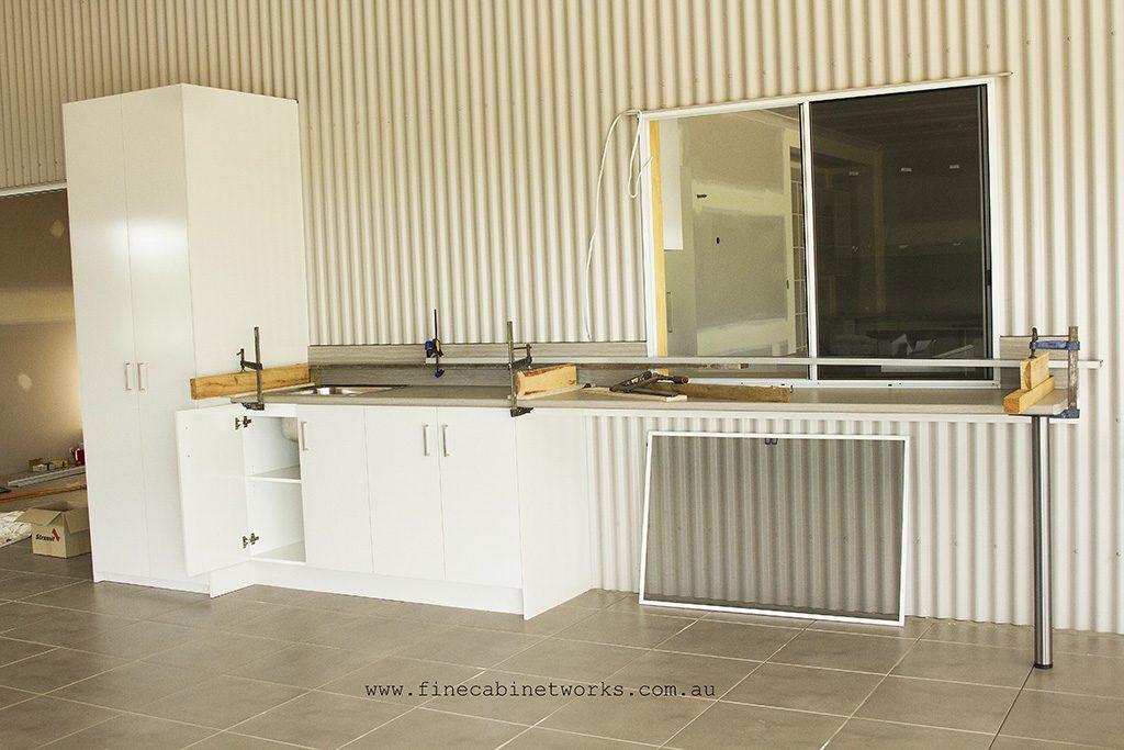 Kitchen, Bathroom vanities, Laundry, Bar and Study Nook