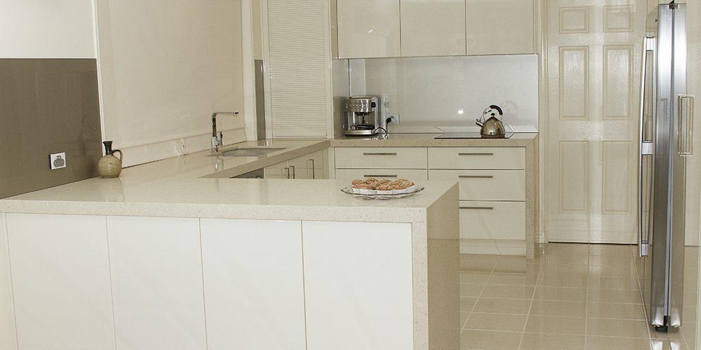 Stylish kitchen Brisbane Northside New Kitchen Brisbane ...