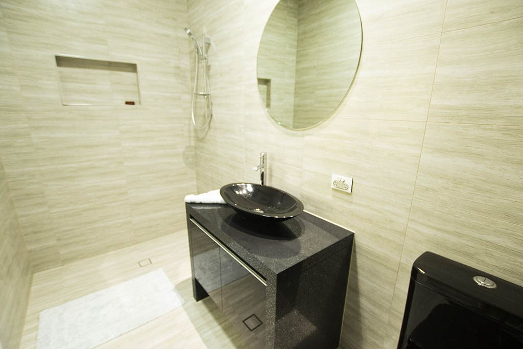 stylish custom bathroom vanity cabinets Brisbane Northside