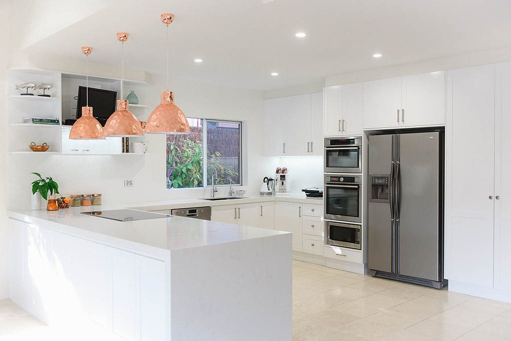 exclusive kitchen renovations Brisbane Northside and Sunshine Coast