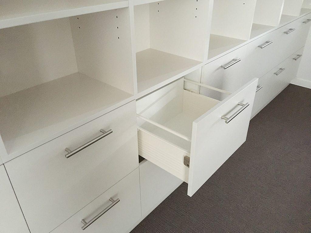 custom office cabinets Brisbane Northside filing cabinet